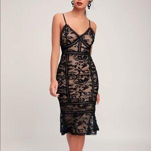 Lulus Midi Dress